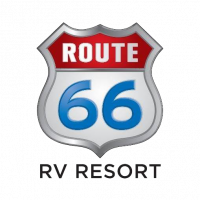 Route 66 RV Resort Logo